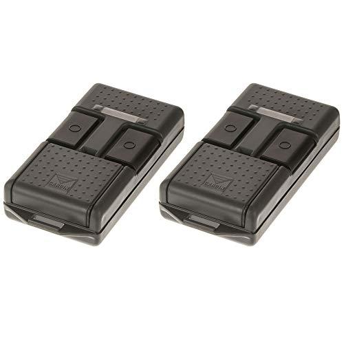 2 x Cardin Handsender S466-TX2 2-Befehl Funksender 27,195 Mhz S466 TRQ466200 Garagentor Fernbedienung
