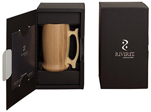 RIVERETビアマグブラウンRV-204B