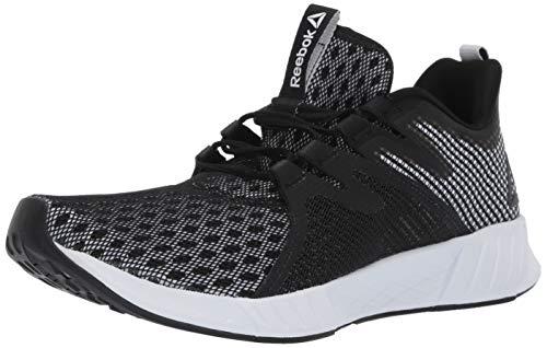 Reebok Men's FUSIUM Run 2.0, Black/White, 14 M US