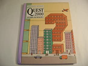 Addison-Wesley Quest 2000: Exploring Mathematics