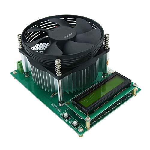 XINTONGSPP Probador de batería de automóvil, Carga electrónica de Corriente Constante 60V 10A probador de baterías de Capacidad de Descarga medidor