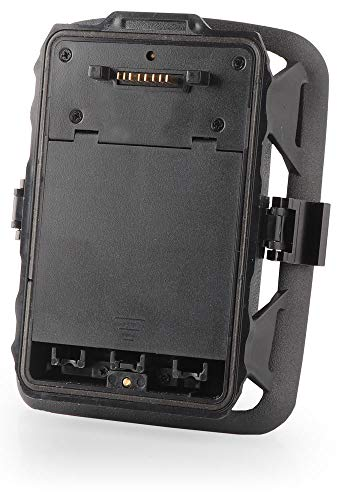SECACAM Wildkamera Zubehör Rückenteil Rückteil Batteriefach Batterieersatzfach Fotofalle Vier Batterien