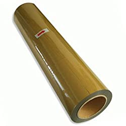 Techtongda 10ft Old Gold PU Vinyl Cutter Plotter