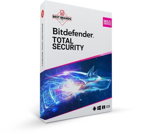 Bitdefender -   Total Security 2021