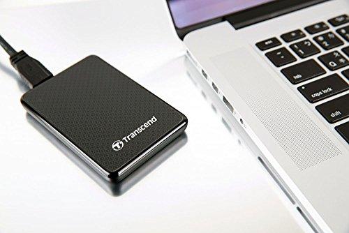 Transcend 1T USB 3.0 External Solid State Drive (TS1TESD400K)