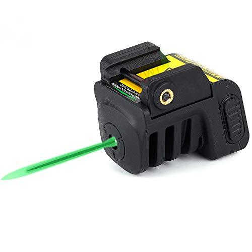 Green Laser Sight for Subcompact Pistols & Compact Handguns