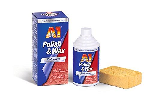 Dr. Wack 45064515 Politur & Wax, 4, 7.2 x 4.2 x 16.0