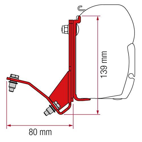 Fiamma Kit Fiat Ducato Hymercar, Pössl H2 met dak voor F45