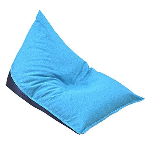 YLCJ zitzak voor boot Creative Sofa Pigro wasbaar van stof eenpersoonsbed slaapkamer Pausa prinses bed - meerkleurig Optioneel (kleur: D)