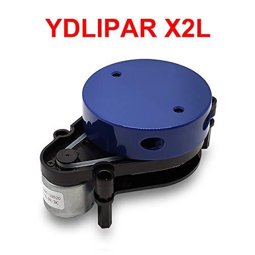 SmartFly info YDLIDAR X2L- Low Cost 2D Laser Radar Scanner Ranging Sensor Module for ROS SLAM Robot Indoors
