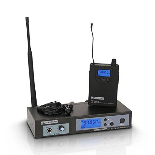 LD Systems LD MEI 100X In-Ear Set 838-865 MHz