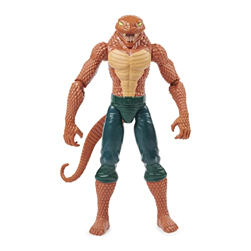 BATMAN 12-inch Copperhead Action Figure, for Kids Aged 3 and up