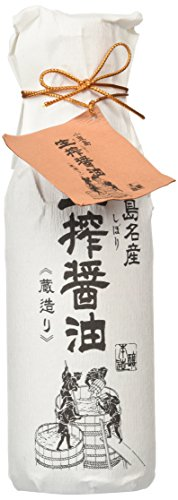 Kishibori Shoyu (Pure Artisan Soy Sauce), Premium Imported Soy, unadulterated and without preservatives, 12.2 fl oz / 360ml