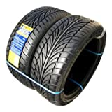 tmtweb Lot de 2 pneus été s 145-70R13 71T Véhicules compatibles : Peugeot 106, 205, Renault Twingo, Citroën Saxo, AX