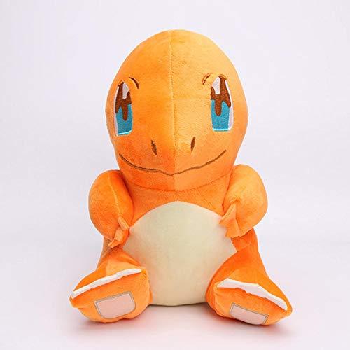 Pokemon Charmander Peluches, Peluche De Algodón Suave De Primera Calidad, Peluches De Peluche Charmander, Niños (28Cm)