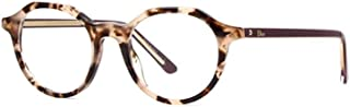 نظارة طبية من كريستيان ديور للنساء - شفاف، Cd-Mt38-Cad-19-47