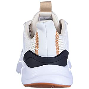 adidas Women's EnergyFalcon X Running Shoe, Linen/grey/tech Copper, 8.5 M US