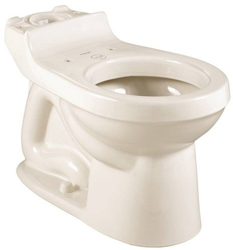 American Standard 3395A001.020 Champion-4 HET Right Height Elongated Toilet Bowl, White