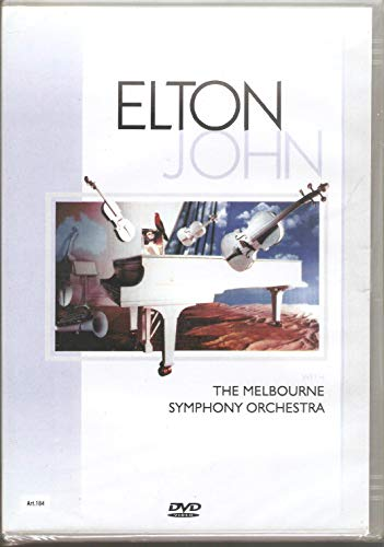 Elton John & The melbourne Symphony Orchestra
