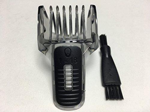 Cortador de Pelo Peine Pequeño HAIR CLIPPER COMB Shaver Para PHILIPS QG3340 QG3320 QG3321 QG3329 QG3330 QG3334 1-18MM Barba Beard Trimmer Recortadora Peines Shaver hair clipper Comb Razor Parts