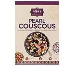 Al Fez Pearl Couscous 200g - Deliciosos granos en forma de perla hechos de sémola de trigo duro 100% rápido y fácil vegetariano y vegano