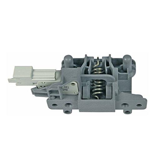 Türschloss Türverriegelung mit Mikroschalter Spülmaschine Geschirrspüler Original Indesit Ariston Hotpoint C00274116 Whirlpool 482000023147 für LFT DIF LTE LFS FDM FDL LFZ DPG IDF LKF DFG FDM LBF