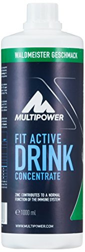 Multipower Fit Active Drink Concentrate Woodruff, 1 l