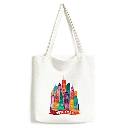 DIYthinker EE.UU. America Beautiful Castillo luz mar Arquitectura patrón de la ilustración...