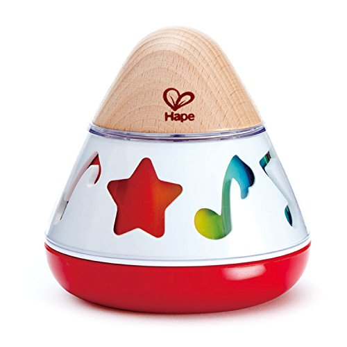 Check Out This Hape E0332 Rotating Baby Music Box, Spin & Play The Music, Battery Not Needed, 40 x 4...