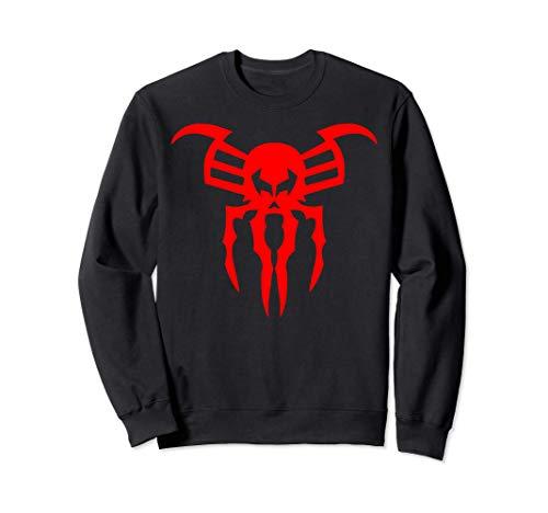 Marvel Spider-Man Edge Of Time Video Game Logo Sudadera