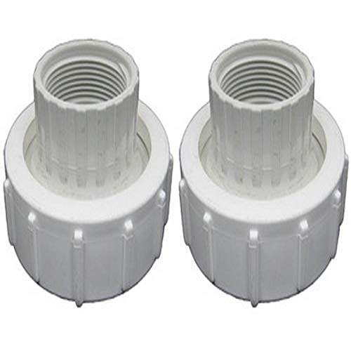 Pentair 77703–0100–1 – 1/5,1 cm FPT Adaptateur Half Union kit de Remplacement de Piscine/Spa Filtre, Pompe et Valve