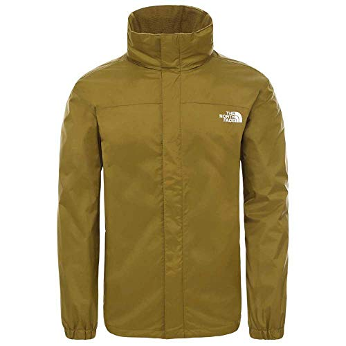 THE NORTH FACE Herren M Resolve Jacket FIR Green Shell, M