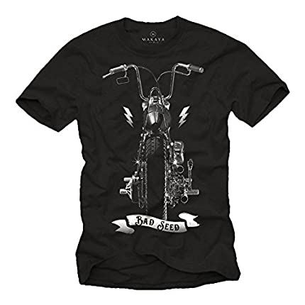 Bad Seed - Camiseta Chopper Hombre - Sons of Anarchy