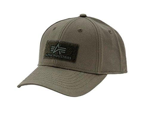 Alpha Industries VLC Cap (Standard, dark green)