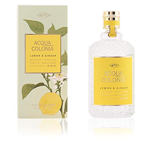 Acqua Colonia unisex, Lemon, Ginger Eau de Cologne