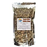 5oz. Freeze Dried Tubifex Worm Cubes. 100% Tubifex Worms for All Tropical Fish, Marine Fish, Land & Aquatic Turtles. Aquatic Foods Premium Freeze Dried Tropical Fish Foods. 5oz Bag