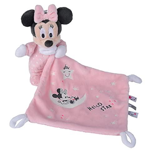 Disney Minnie GID Schmusetuch, Starry