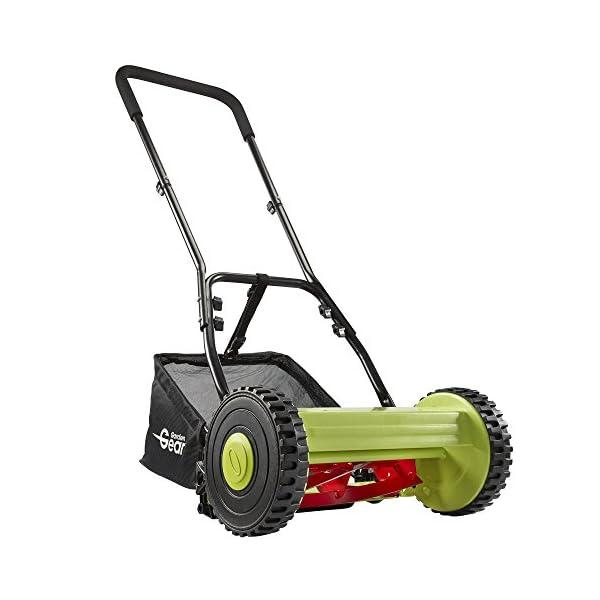 Garden Gear Manual Lawnmower