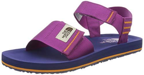 The North Face Womens Skeena Sandal, Zapato para Caminar Mujer, Wild Aster Purple, 36 EU