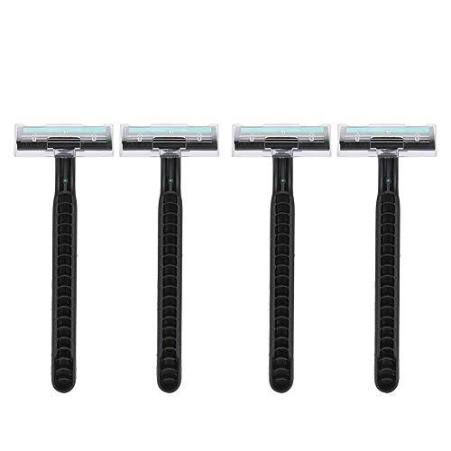 Épilateur pour femmes, lames de rasoir femmes rasoir manuel pour femmes 4pcs rasoirs pour femmes pour la maison