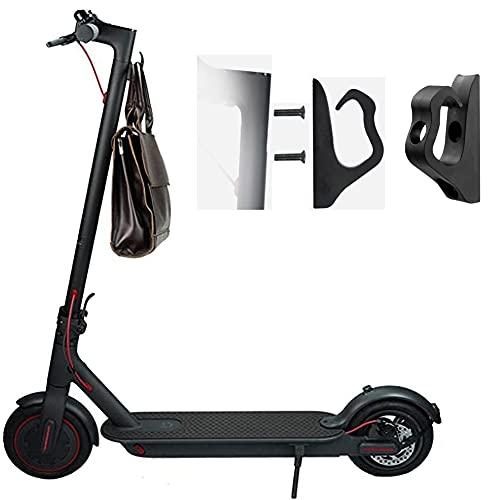 YHTSPORT Gancho de transporte eléctrico de plástico para gancho delantero para scooter compatible con Xiaomi 1S/M365/Pro/Ninebot ES4/ES3/ES2/ES1/MaxG30 Scooter