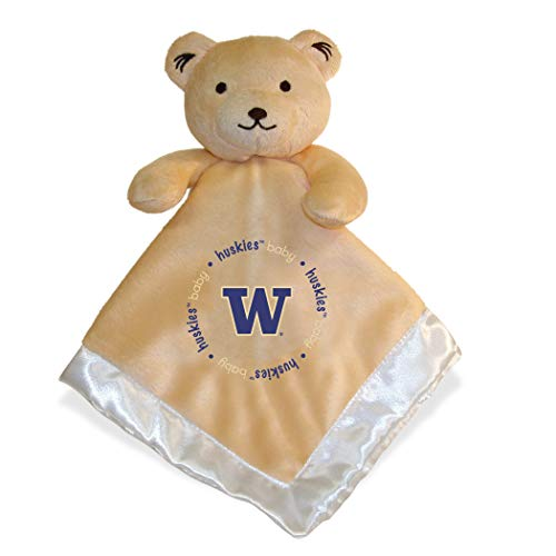 Baby Fanatic NCAA Washington Huskies Infant and Toddler Sports Fan Apparel,multicolor