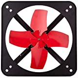 Ventilador de extractor de campana de cocina Ventilador de ventilación de 10 pulgadas Ventilador de baño