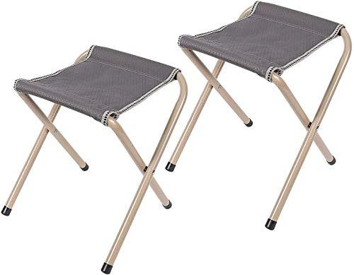 REDCAMP Klappbarer Campingtisch mit verstellbarer Höhe von 38,1 cm / 71,1 cm, zusammenklappbarer kleiner Picknicktisch für Outdoor, Küche, Garten, Partys