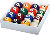 Empire USA Billiard Economy Ball Set, 2.25-Inch
