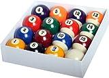 Empire USA Billiard Economy Ball Set, 2.25-Inch