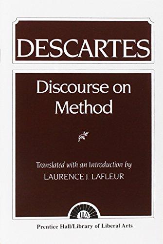 Descartes: Discourse On Method