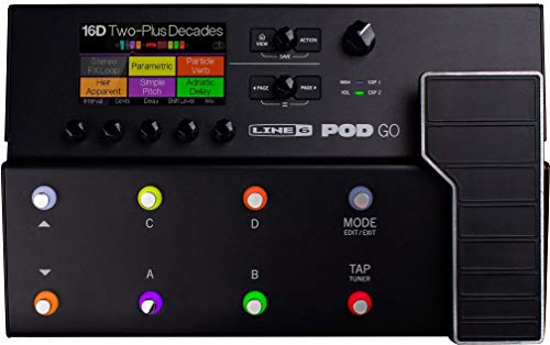 Line 6 POD Go Multi-Effects Pedal