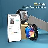 Zoom IMG-1 misirun smartwatch orologio fitness uomo