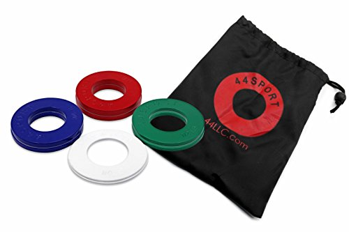 44SPORT Olympic Fractional Plates